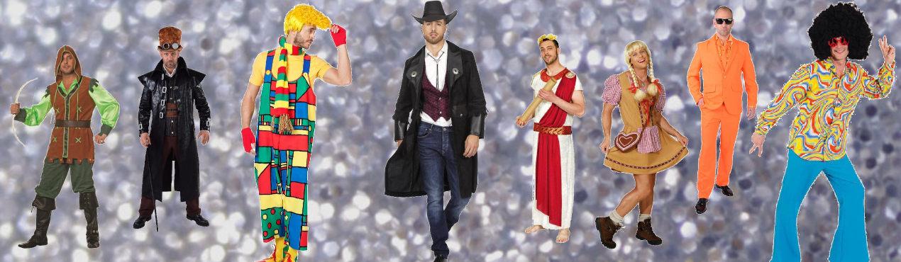 2 Herren Kostüme