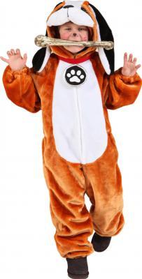 O5230 Kinder Bernhardiner Kostüm Hund Welpe - 1