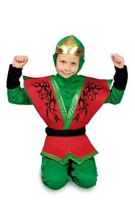 K31250492-K31250495 Kinder Junge Mädchen Ninja Kostüm Kim-Floyd - 1