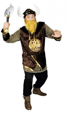 K31250789 Kinder Herren Wikinger Kostüm Ragnar - 2