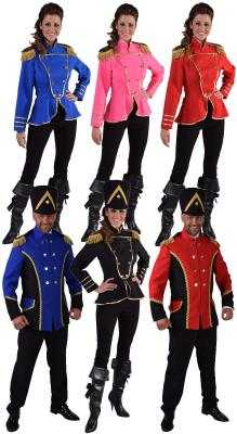 M216119-7 rot Damen Uniform Jacke Harmonie - 1
