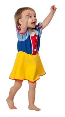 W3060 Schneewittchenkostüm Baby-Kleid Prinzessin - 1