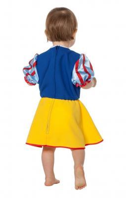 W3060 Schneewittchenkostüm Baby-Kleid Prinzessin - 2