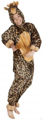 B88000 Giraffen Kostüm Kinder Damen Herren - 1