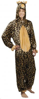 B88000 Giraffen Kostüm Kinder Damen Herren - 3