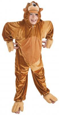 B88036 Affen Kostüm Kinder Damen Herren - 1