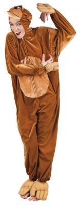 B88036 Affen Kostüm Kinder Damen Herren - 2