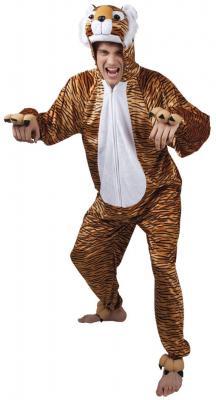 B88018 Tiger Kostüm Kinder Damen Herren - 3