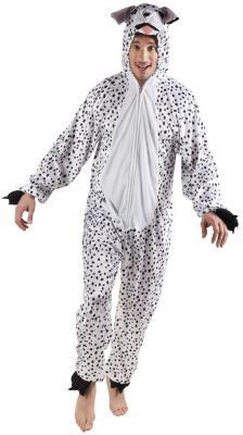 B88034 Dalmatiner Kostüm Kinder Damen Herren - 2