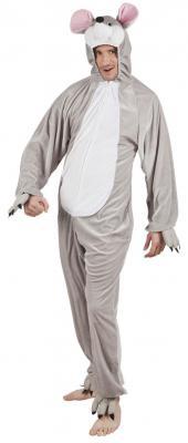B88040 Maus Kostüm Overall Kinder Mädchen Junge Damen Herren - 3