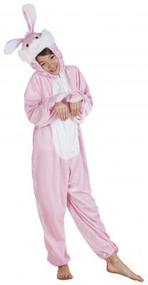 B88014 Hasen Kostüm Overall Kinder Mädchen Junge Damen Herren - 1