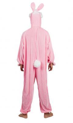 B88014 Hasen Kostüm Overall Kinder Mädchen Junge Damen Herren - 4