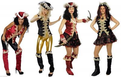 K84250838 Damen Petticoat schwarz mit Totenköpfen - 1