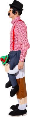 O7816 Bayer CARRY ME Huckepack trag mich Kostüm - 1