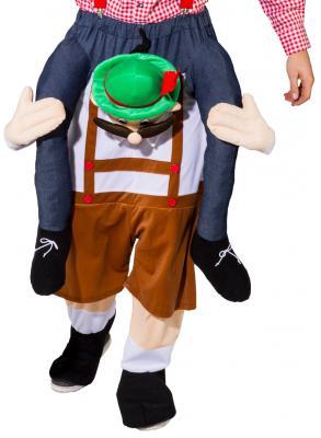 O7816 Bayer CARRY ME Huckepack trag mich Kostüm - 3