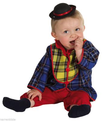O5287 rot Kinder Junge Feuerwehr Kostüm Feuerwehrjunge Brandmeister - 8