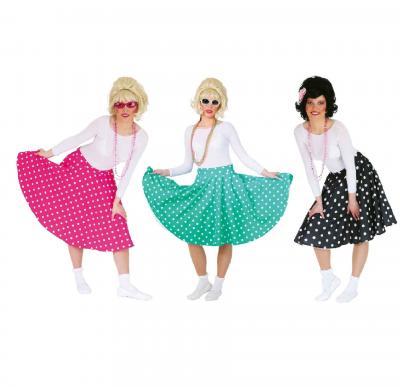 O9084 pink Damen Boogie Woogie Punkterock - 1
