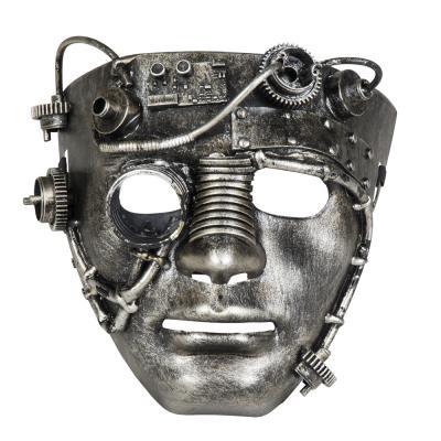 B54525 Damen-Herren Steampunk Gesichtsmaske Steamcontrol - 1