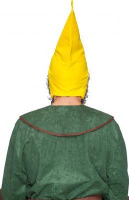 O23403-14 gelb Kinder Damen Herren Zwergenmütze - 2
