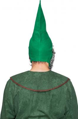 O23403-16 grün Kinder Damen Herren Zwergenmütze - 2