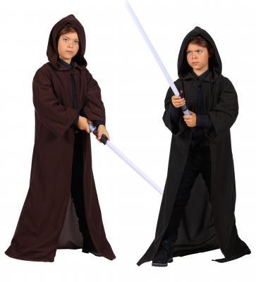 T2726-T2727 Kinder Damen Herren Halloween Umhang mit Kapuze - 5