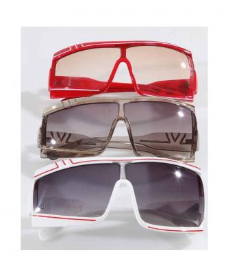 47540-13 rot Brille Cool Funbrille