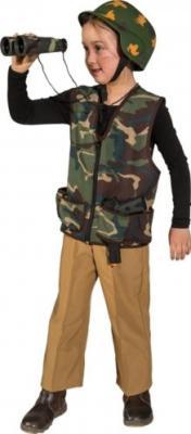 O23665 Kinder und Erwachsene camouflage Helm Soldatenhelm - 2