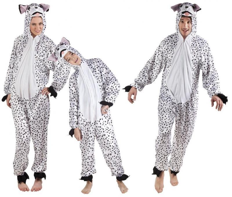 dalmatiner hund hundekost m welpe bernhardiner kost m overall pl sch katze dog ebay. Black Bedroom Furniture Sets. Home Design Ideas