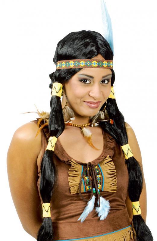 indianer damen perücken