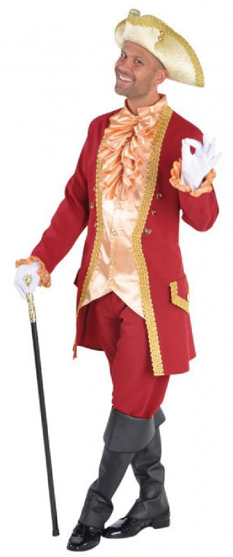 Rococo Costume Costume Marquis Baroque Moyen Âge baron messieurs Rococo Costume Markis