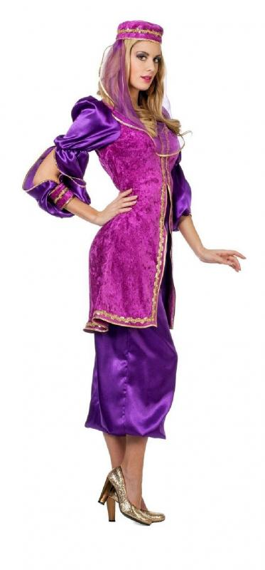 1001 Nacht Kleid Kostum Damen Bollywood Orient Alibaba Ali Baba