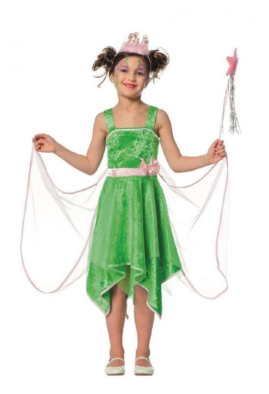 Feen Fee Elfe Tinkerbell Marchen Kostum Kleid Elfen Kinder Waldfee Damen Wald Ebay