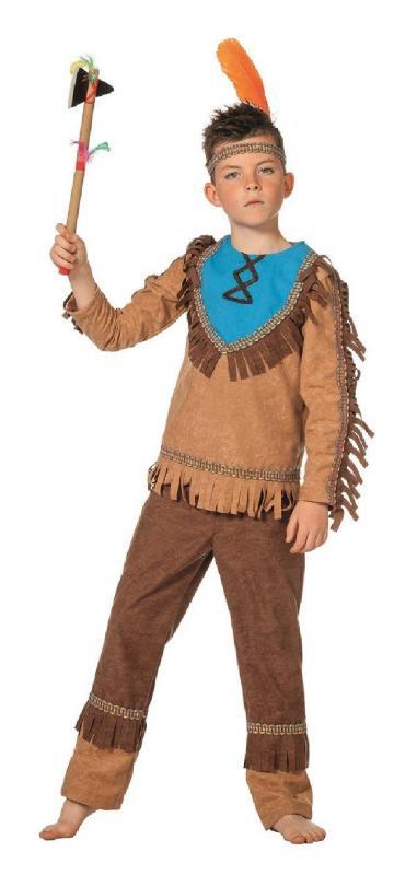 Indianer Kostum Apache Sioux Indianerkostum Indianeranzug Kinder