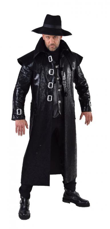 Mantel Barock Steampunk Kostüm Mittelalter Cowboy Rokoko R5q34jAL