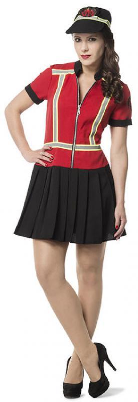 vollständige Palette von Spezifikationen 2019 Neupreis klassisch Sexy Feuerwehr Frau Kostüm Kleid Feuerwache Damen Uniform ...