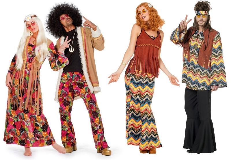 Hippie kleid lang damen