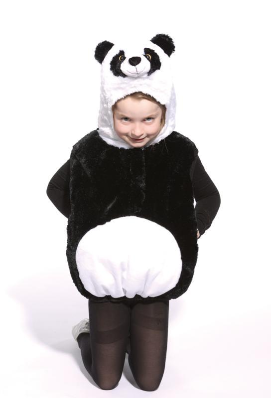 pandab rweste eisb r katzen panda b r kinder kost m weste. Black Bedroom Furniture Sets. Home Design Ideas