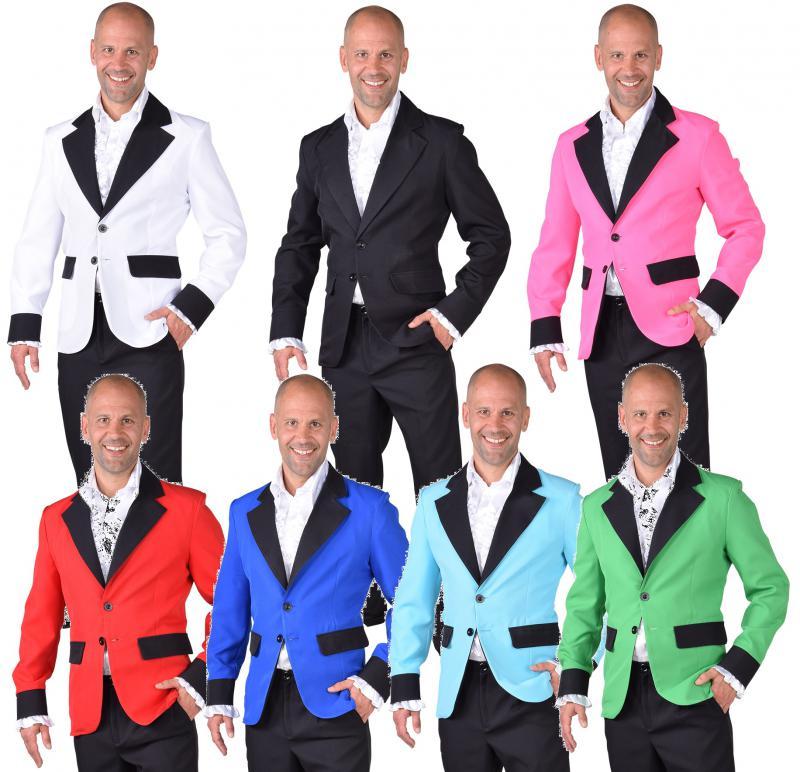 Disco Jacke Anzug Kostüm Charleston Jacket Boogie 20er Jahre Rock`n Roll Woogie