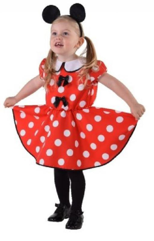micky mickey minny minni minnie maus mouse disnay kleid kost m kinder baby reif ebay. Black Bedroom Furniture Sets. Home Design Ideas