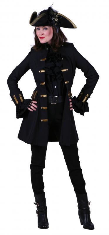 Indexbild 2 - Jacke Jacket Piraten Pirat Piratin Barock Rokoko Mittelalter Steampunk Kostüm