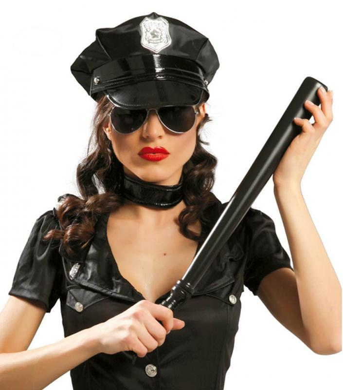 schlagstock polizeiknüppel polizist polizei polizistin