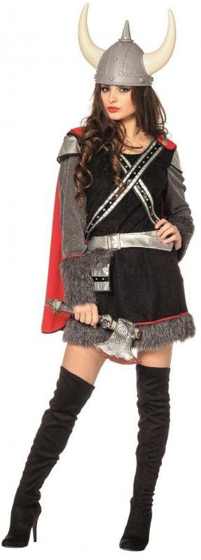 Vikings Costume Robe Hun barbares barbares barbares Moyen Age Femmes Mongols Vikings Costume 12374e