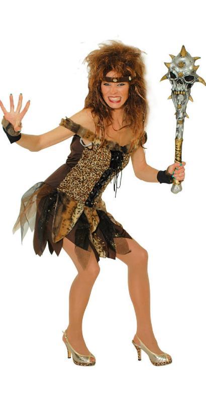 neandertaler in jungel urwald steinzeit h hlen katze kost m kleid katzenkost m 31250225 damen. Black Bedroom Furniture Sets. Home Design Ideas
