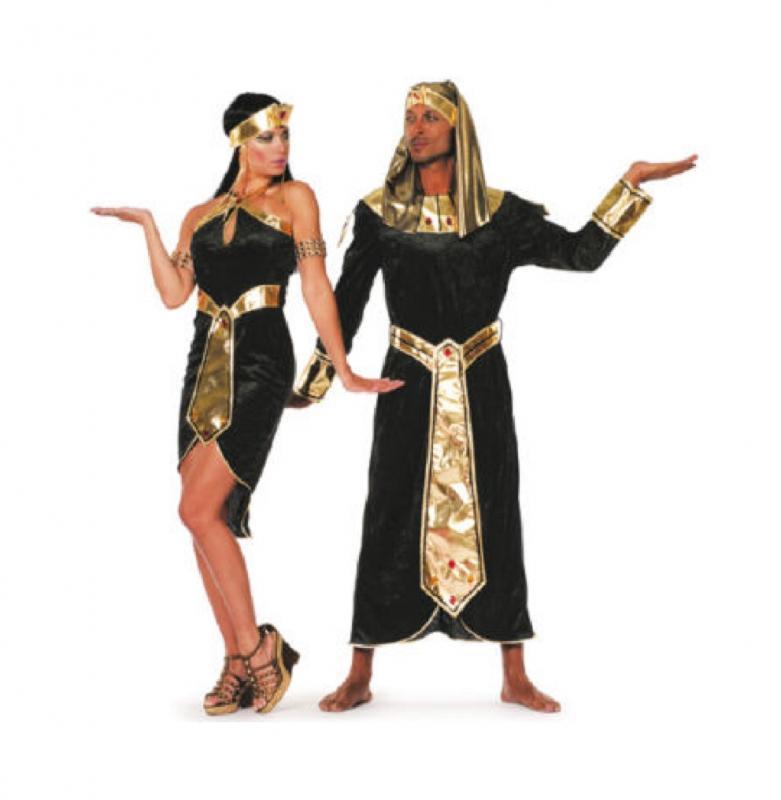 gypterin kost m kleid cleopatra pharao pharaonin pharaoh. Black Bedroom Furniture Sets. Home Design Ideas