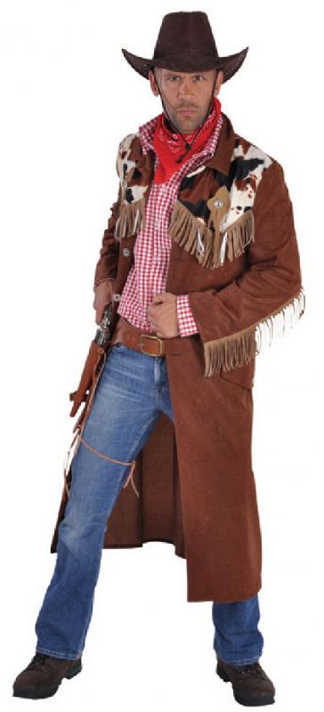 cowboy wilder westen country trapper kost m mantel jacke weste hemd herren hut ebay. Black Bedroom Furniture Sets. Home Design Ideas