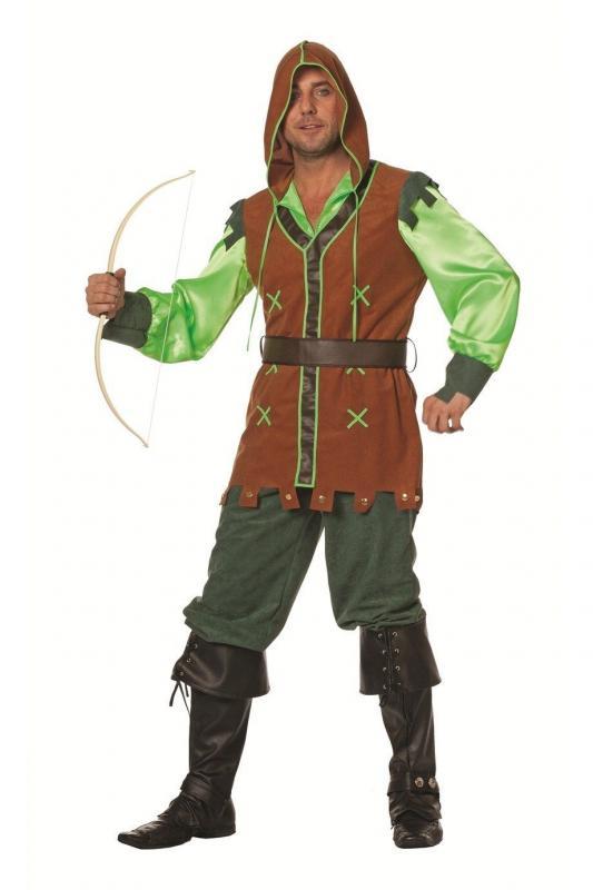 Robin Hood Jager Girl Kostum Kleid Rauber Held Lady Konig Der Diebe
