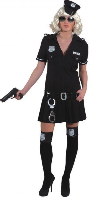 fbi kleid polizist polizei police cop cia kost m polizistin swat polizeikost m ebay. Black Bedroom Furniture Sets. Home Design Ideas