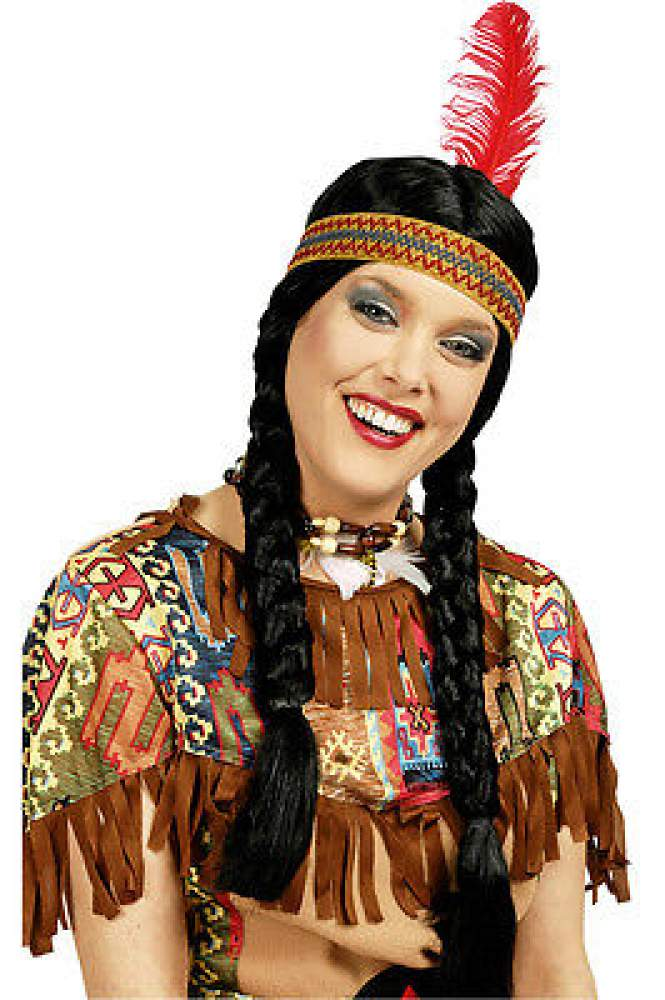 indianer indianerin apache damen indianerkost m kost m. Black Bedroom Furniture Sets. Home Design Ideas