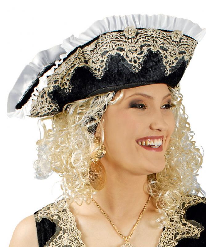 pirat piratenhut piraten piratin seer uber m tze hut. Black Bedroom Furniture Sets. Home Design Ideas