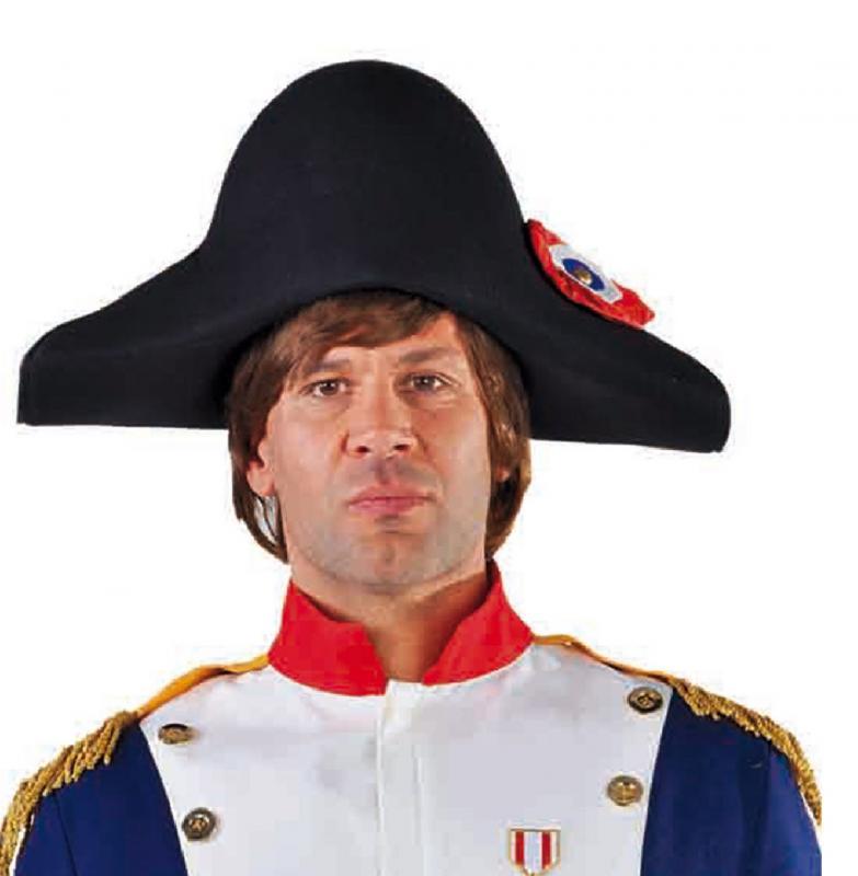 Napoleon Offizier Hut Zweispitz Pirat Admiral Kapitän Piratenhut ...
